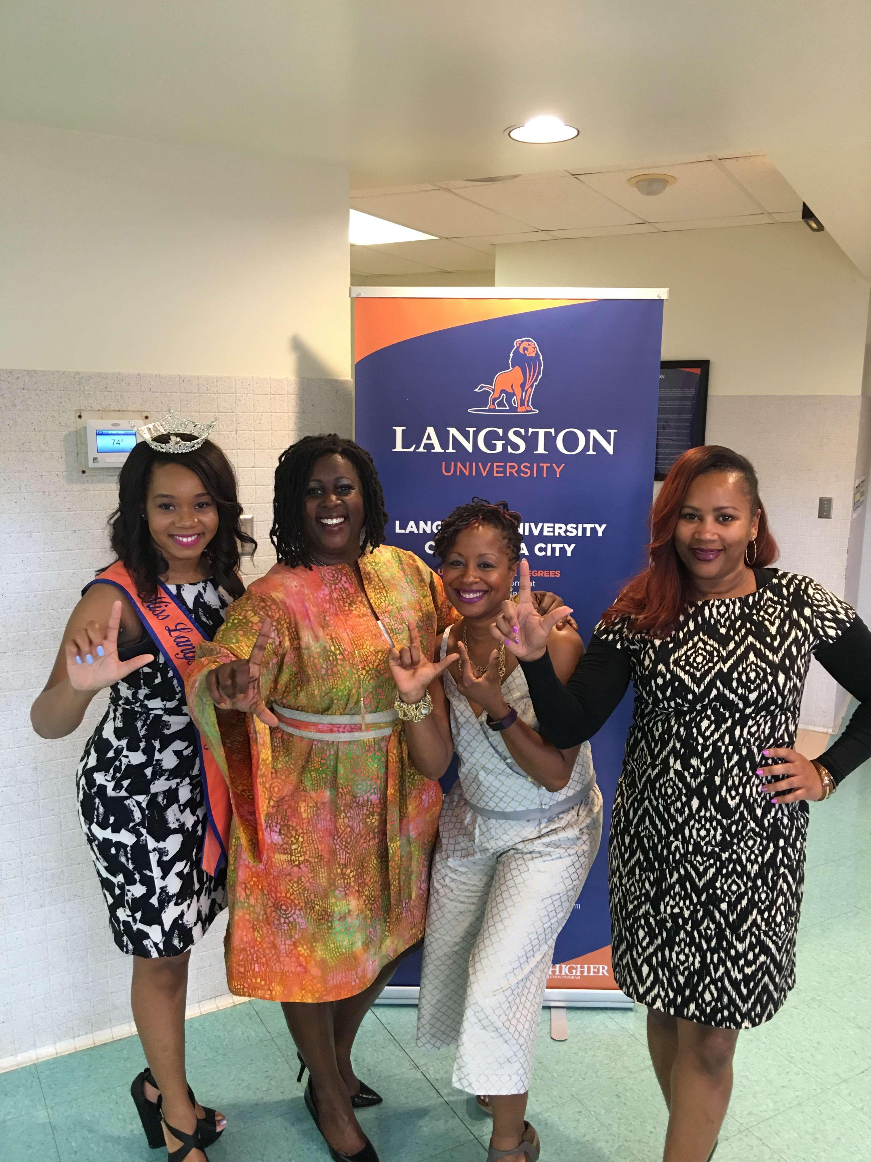 Langston University All School Reunion Ramunda Lark Young